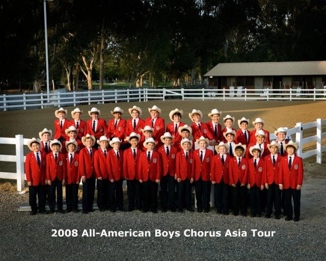 All American Boys Chorus