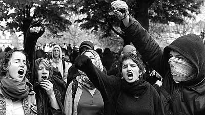 Angry Parisians