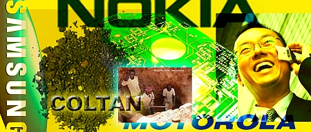 coltan Nokia