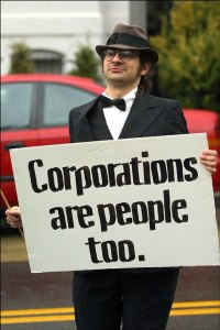 Corporation Is Alive